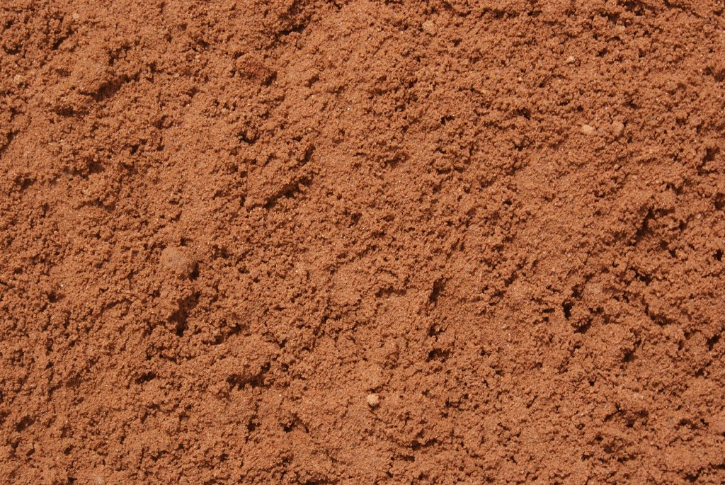 Red Bricklaying Sand