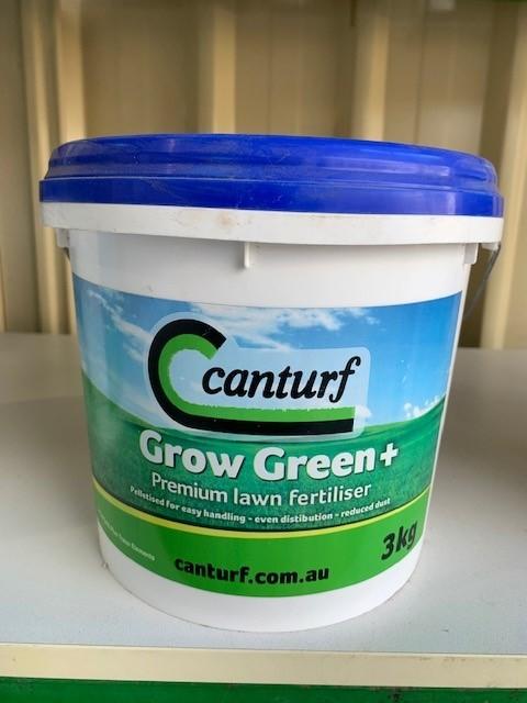 Grow Green Fertilizer 3kg