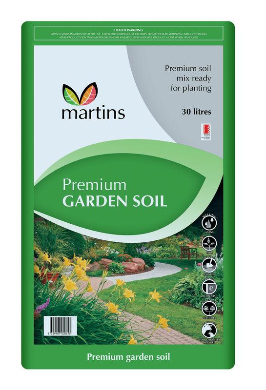 Premium Garden Mix