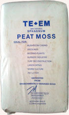 Peat Moss Compressed