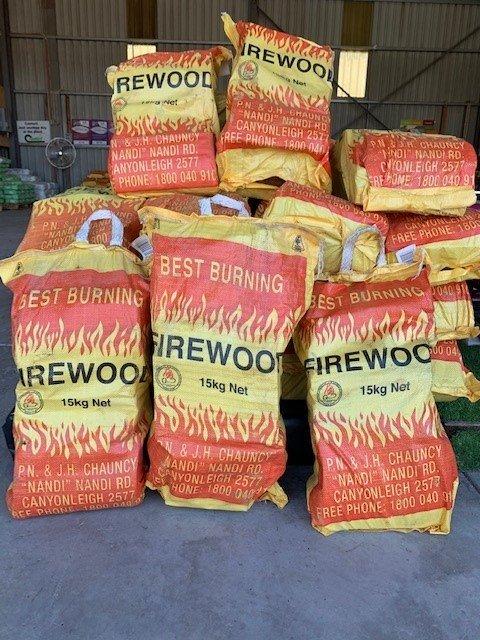 Firewood 15kg