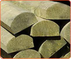 Treated Split Logs