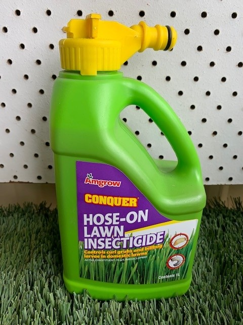 Conquer Lawn Insecticide 1L